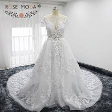 aliexpress com buy rose moda gorgeous short sleeves lace sheath