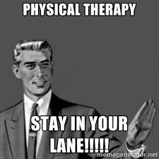 Physical Therapy Memes - physical fitness my trainer chris