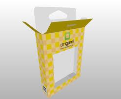 Origami Illustrator - origami gallery sle 3d dielines in illustrator