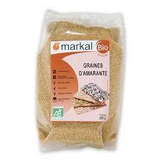 comment cuisiner l amarante graines d amaranthe produit bio markal