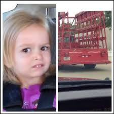 Meme Girl Car Seat - girl in car seat meme