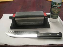 honing kitchen knives food love project how to sharpen kitchen knives