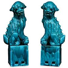 lion dog statue china furniture online porcelain foo dogs statues