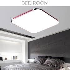 Wohnzimmerlampe Led Farbwechsel Led Deckenlampe Rory Panel Eckig Lampenwelt Büro Flur Led