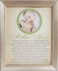 Heart Home Decor Frame Mother U0027s Heart