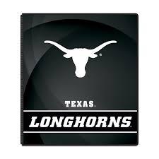 texas longhorns 3 ring binder tx longhorns walmart com