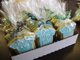 Cookie Favors by Baby Shower Cookie Favors All Wrapped Up Crazycakecompany Flickr
