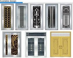 Steel Interior Security Doors Security Door Design Jk Ss9012 Stainless Steel Grill Cheap