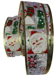 ribbon with wire popular christmas wired ribbon buy cheap christmas wired ribbon