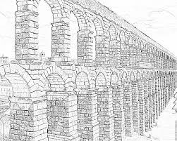 segovia spain coloring pages printable u0026 free spain coloring