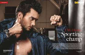 watch spread tag heuer da man magazine