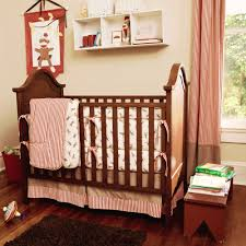 Curly Tails Crib Bedding Curly Monkey Crib Set Curtain Ideas