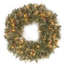 wreath ideas on for the front door and the rest