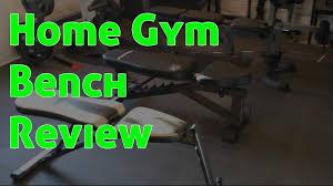 marcy steelbody bench review compared to x mark bench u0026 walmart