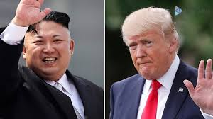 Trump Kumbaya Trump To North Korea Us U0027locked And Loaded U0027 Thehill