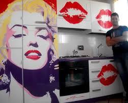 kitchen designs ideas com article about my u0027pop art u0027 kitchen