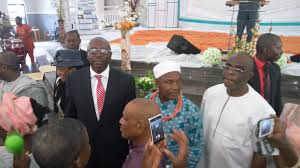 thanksgiving today pastor ize iyamu during thanksgiving service today photos