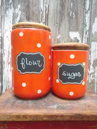 updated vintage canisters bliss house happiness vintage canisters i found these martha stewart