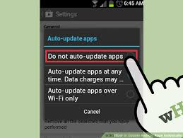 how to update apps android how to update android apps individually 9 steps with pictures