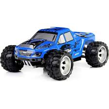 rc monster truck racing wltoys a979 1 18 scale realistic 4wd 2 4ghz rc truck racing 50kmh