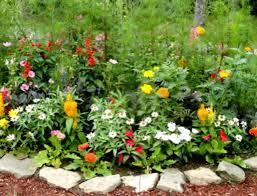 small flower garden plans beds landscaping gardening ideas flowers