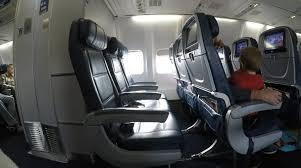 Delta Economy Comfort Review Delta Air Lines 757 300 Economy Class San Diego To Atlanta