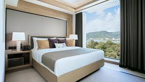 Two Bedroom by Two Bedroom Suite Ocean Facing Amari Phuket