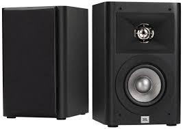 amazon com jbl studio 220 4 inch 2 way bookshelf loudspeaker 2