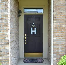 front doors heres the door scratches paint metal front door to