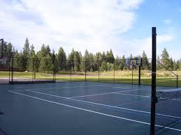 sport court home court