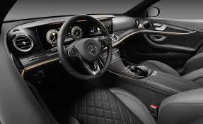 vip lexus curtains new 2017 mercedes benz e class interior raises the bar slashgear