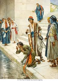 Christ Healing The Blind At The Feast Of Dedication Paper 164 The Urantia Book