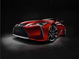red lexus 2018 2018 lexus lc 500 priced from 92 000 for the u s market