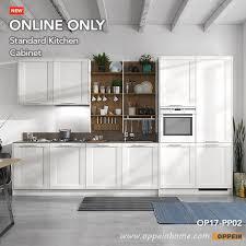 finition de cuisine 360 cm largeur standard armoires de cuisine avec blanc
