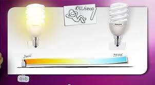 warm white led light philips lighting