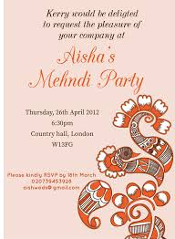 mehndi invitation wording pin by invite online on mehndi invitations wording sles