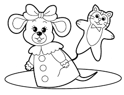 toy box coloring coloring pages toys