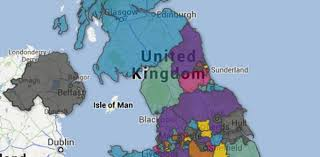 map uk cus use our map to find your local welfare assistance scheme the