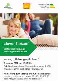 29683 Bad Fallingbostel Veranstaltungen Energieagentur Heidekreis