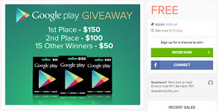 play email gift card 1 000 in play gift cards up for grabs droid