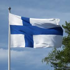 Finnish Flag Finland Uses The Blockchain To Help Refugees U2013 The Merkle