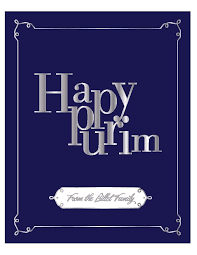 purim cards printable purim cards for every style happy purim cards and