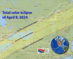 Rochester New York Zip Code Map by April 8 2024 U2014 Total Solar Eclipse Of Aug 21 2017