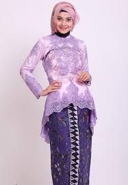 contoh gambar kebaya 45 gambar model kebaya muslim modern dan terbaru indonesia