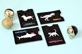 printable pun gift card holder make and tell