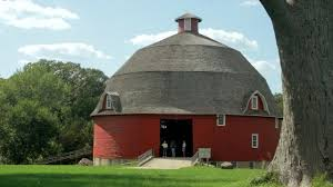 Dome Barn Home Visit Henry County Il