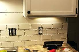 installing subway tile backsplash in kitchen subway kitchen tiles backsplash how to install a subway tile