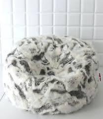 bean bag faux fur bean bag cover nz faux fur bean bag pottery