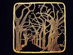 wire lace copper wire