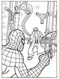 16 spiderman images spiderman coloring